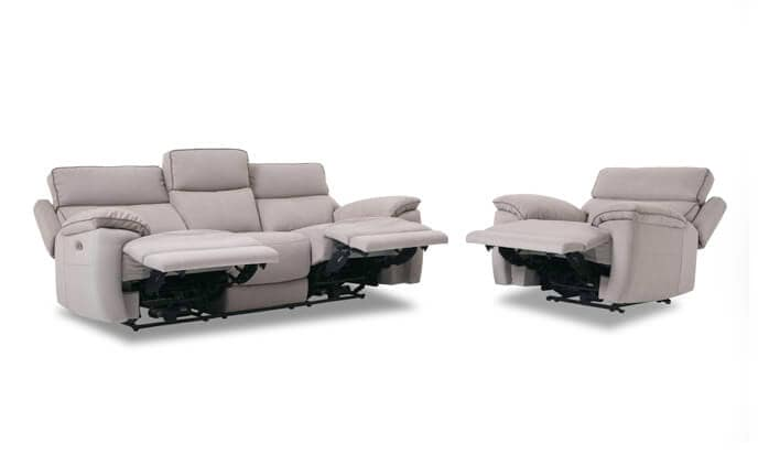 Jetson Power Reclining Sofa & Recliner
