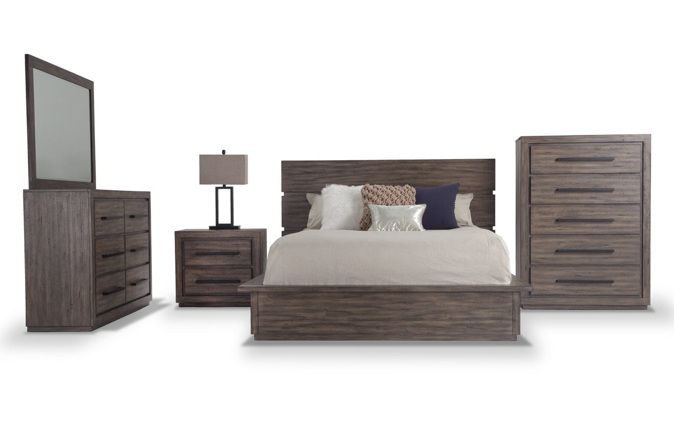 elements bedroom set bob 39 s discount furniture. Black Bedroom Furniture Sets. Home Design Ideas