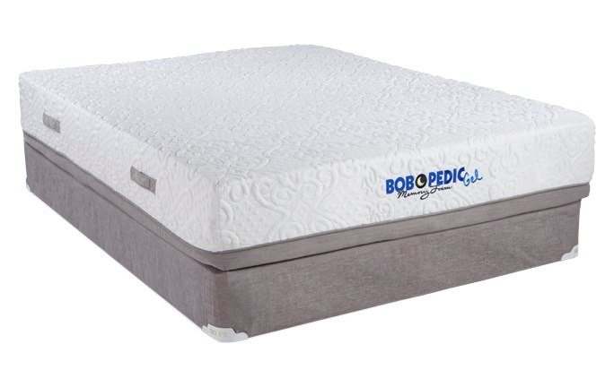 Bob-O-Pedic Gel Mattress Set