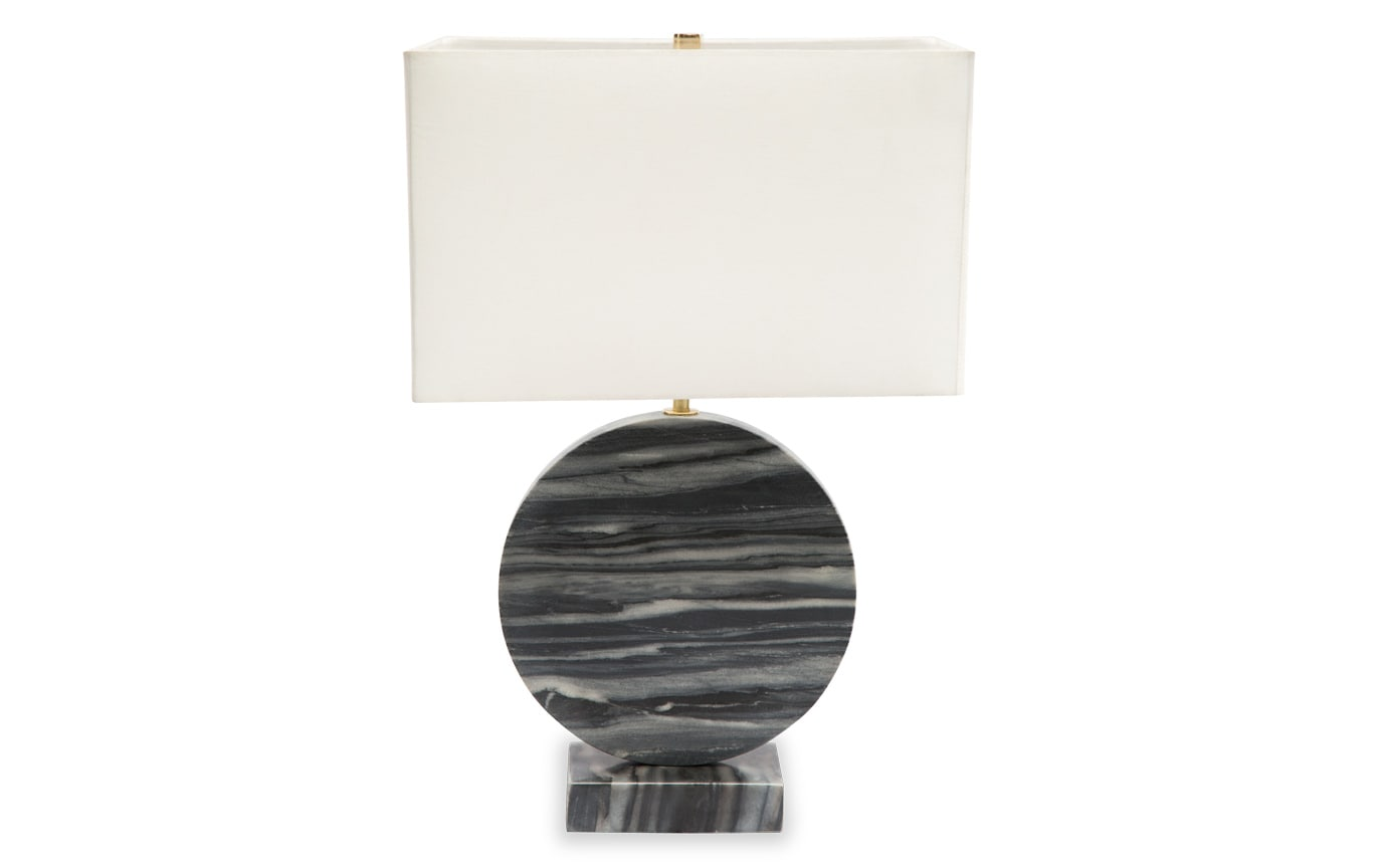 Simi Marble Table Lamp