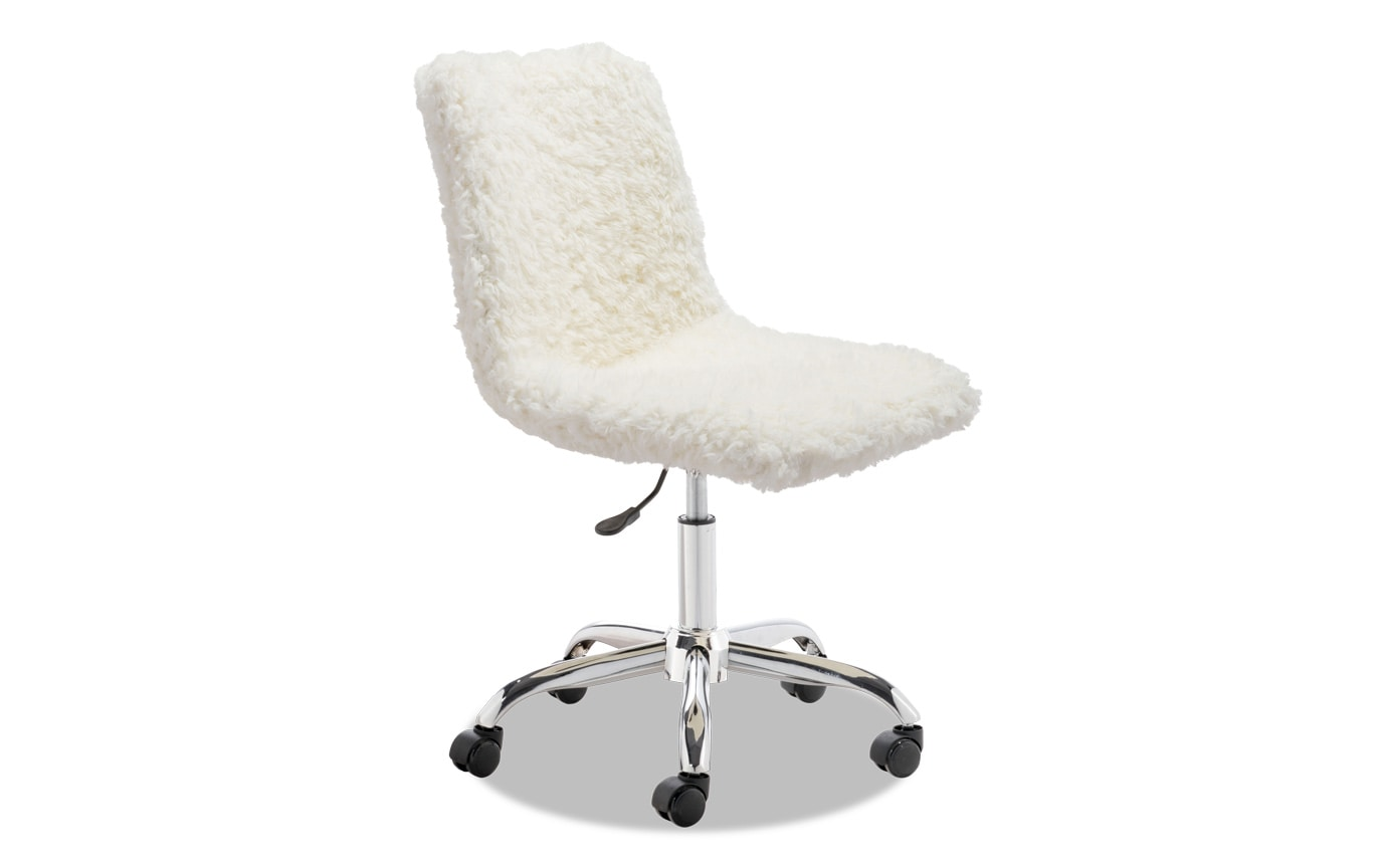 Coco Ivory Office Chair
