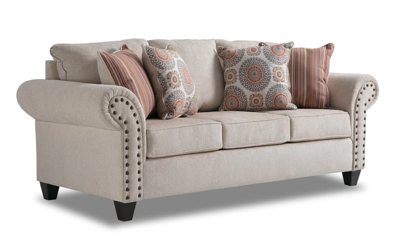 Artisan Sofa, Chair & Storage Ottoman