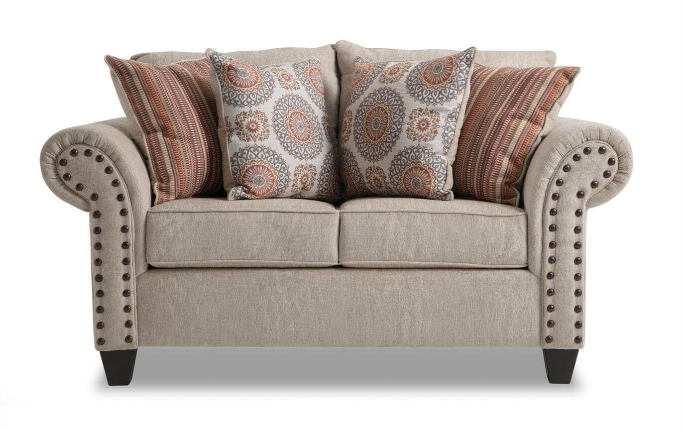 Artisan Loveseat & 2 Accent Chairs