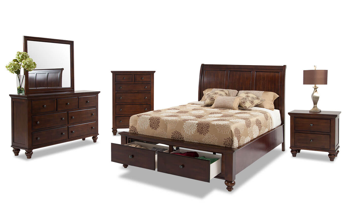 Chatham California King Bedroom Set