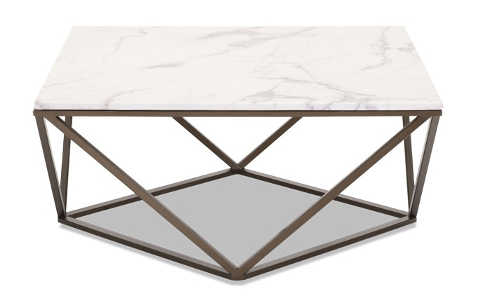 Tintern Geometric Coffee Table