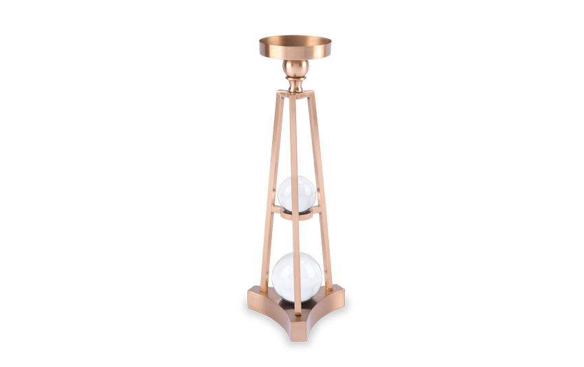 Orbs Candle Holder