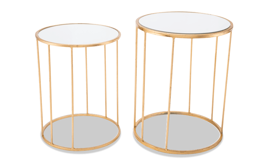 Finita Nesting Tables