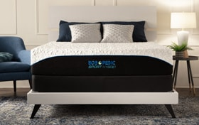 Bob-O-Pedic Sport Hybrid Full Firm Standard Mattress Set