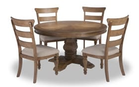 Riverdale 5 Piece Dining Set
