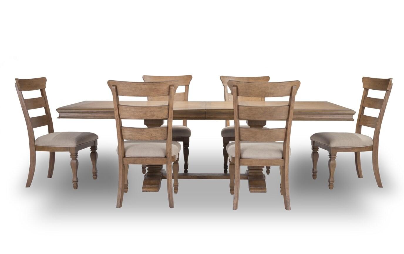 Riverdale 7 Piece Dining Room Set