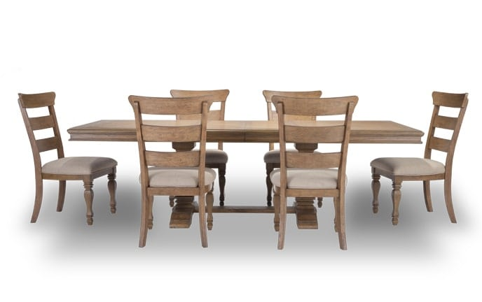 Riverdale 7 Piece Dining Room Set