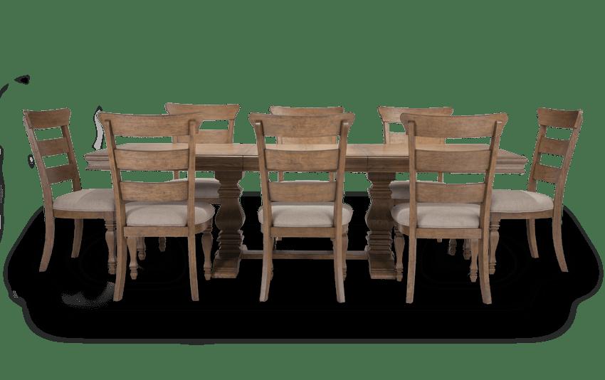 Riverdale 9 Piece Dining Set
