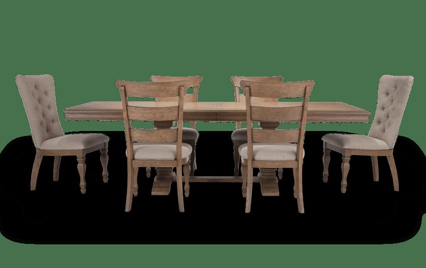 Riverdale 7 Piece Dining Set