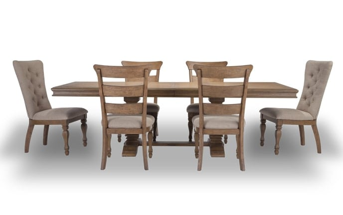 Riverdale 7 Piece Dining Set