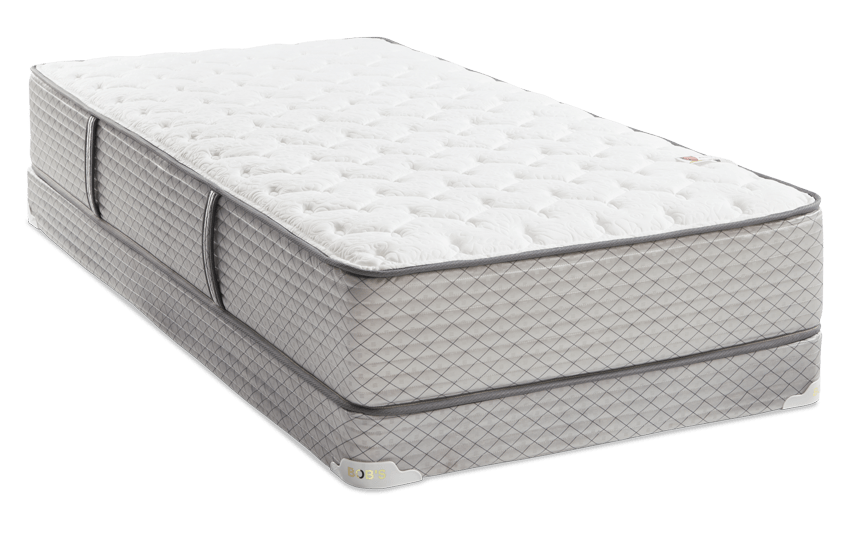 Anticipation Extra Firm Twin Low-Profile Mattress Set