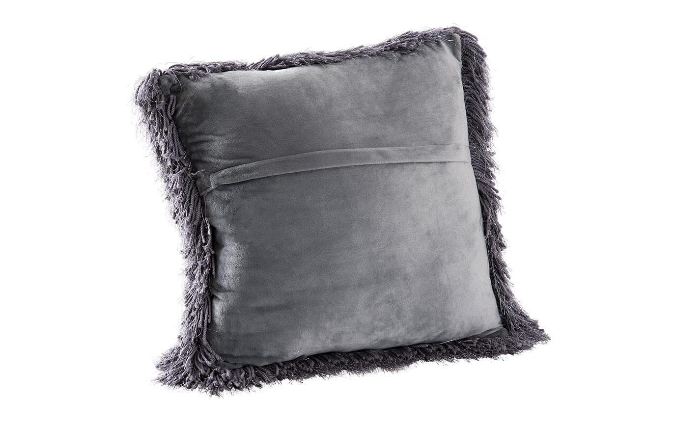 Set of 2 Sparkle Gray Pillows
