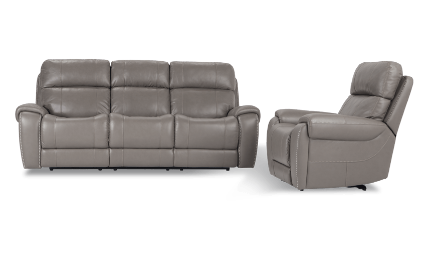 Orion Power Reclining Sofa U0026 Power Recliner