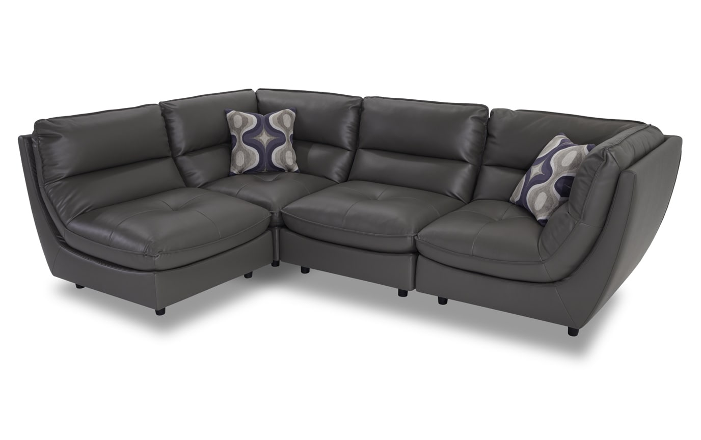 Eclipse Modular 4 Piece Sectional