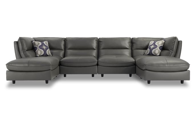 Eclipse Modular 6 Piece Sectional