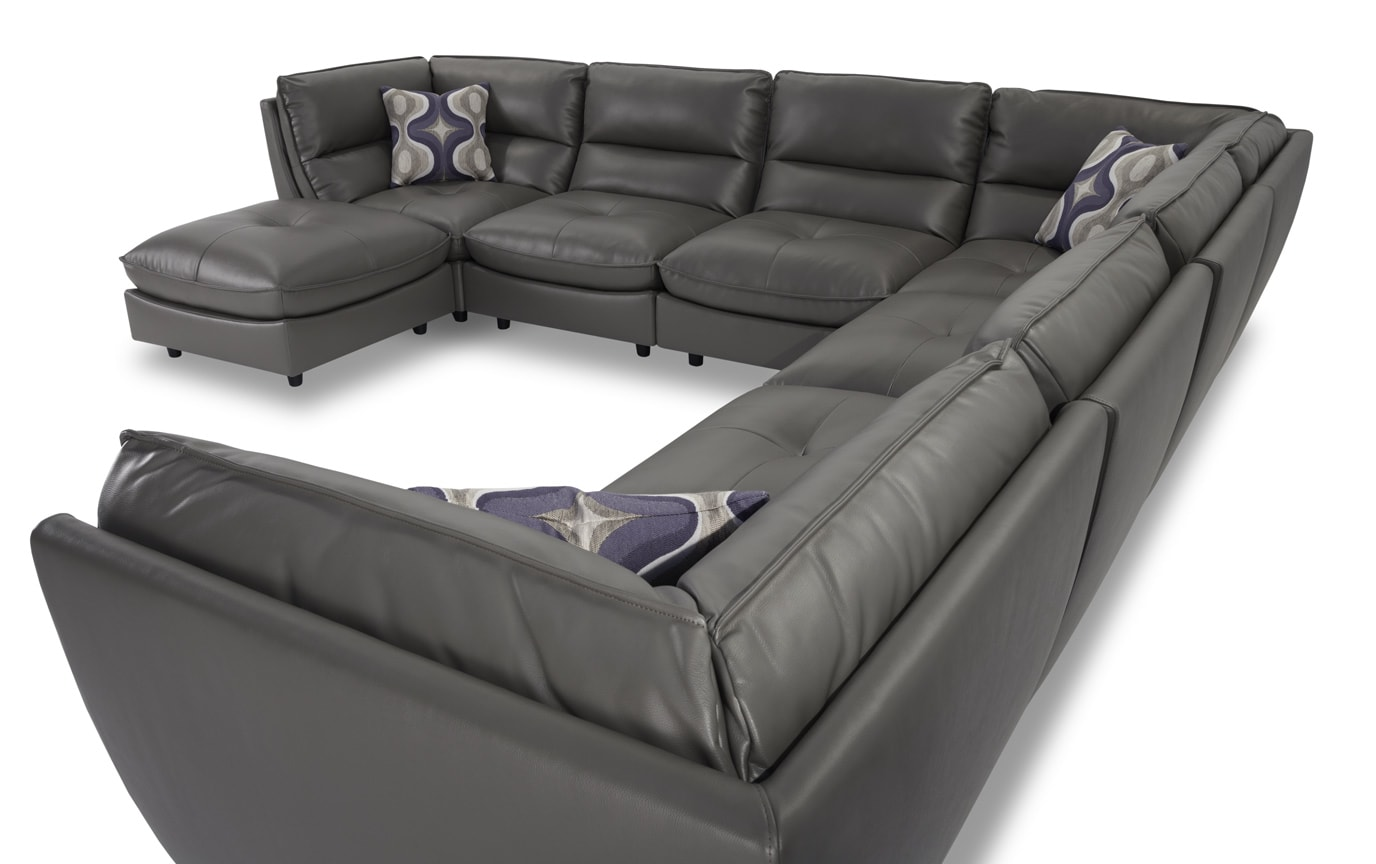 Eclipse Modular 8 Piece Sectional