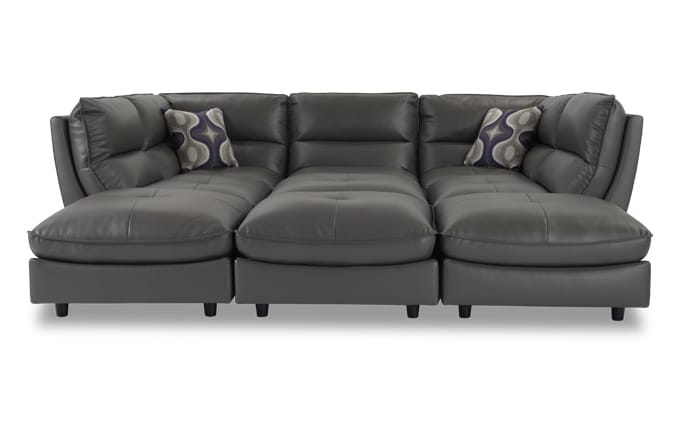 Eclipse Modular 9 Piece Sectional