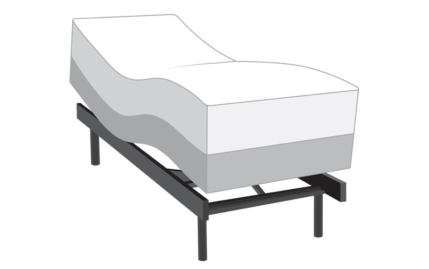 Power Bob Plus with Obsession Mattress