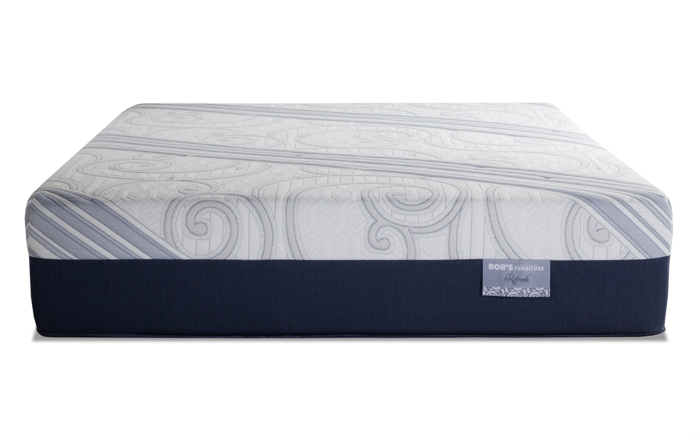 Bob O Pedic Refresh Twin Xl Mattress Bobs Com