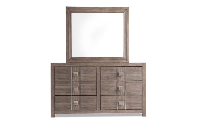 Vogue Dresser & Mirror