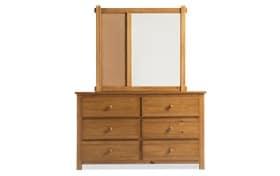 Denver Youth Dresser & Mirror