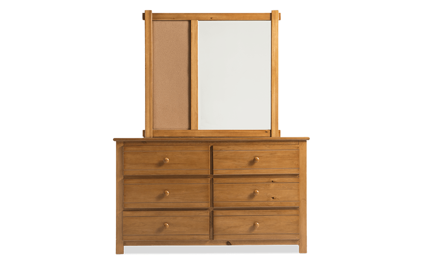 Denver Youth Dresser & Mirror