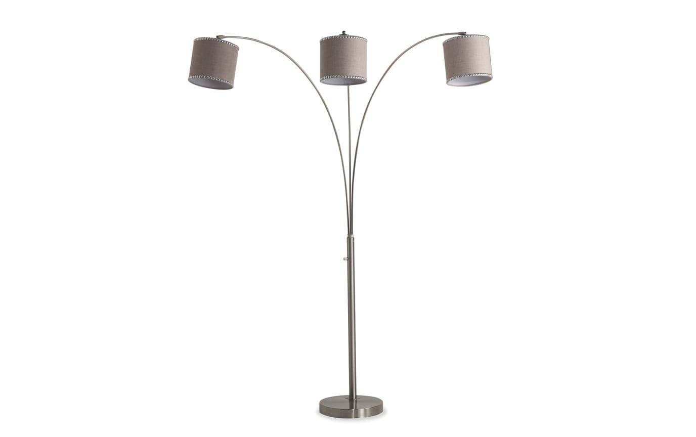 Chelsea Triple Arc Lamp