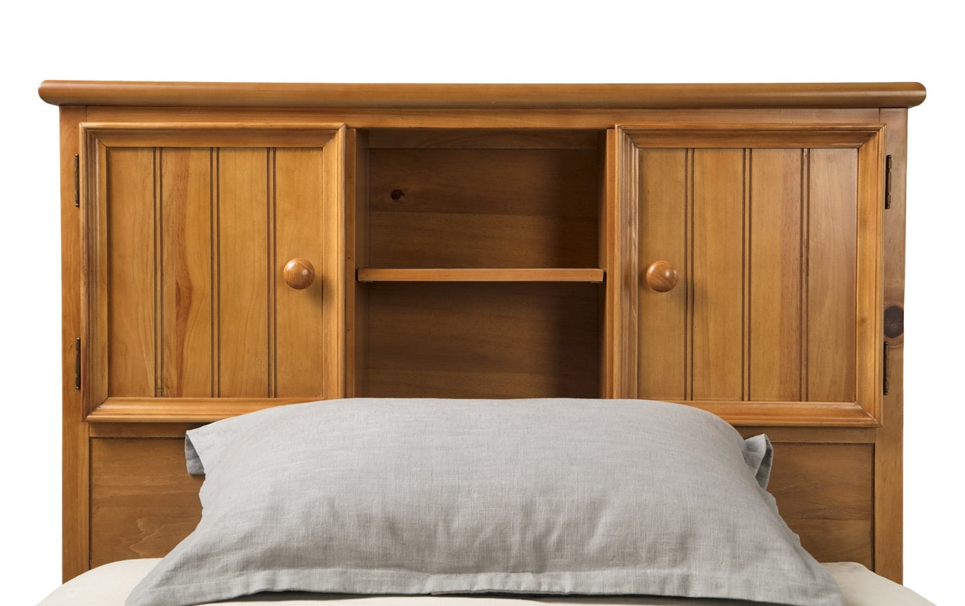 Denver Youth Bookcase Bed With Door