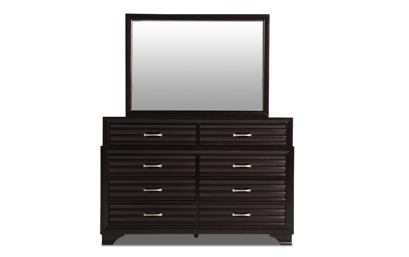 Midtown Dresser and Mirror