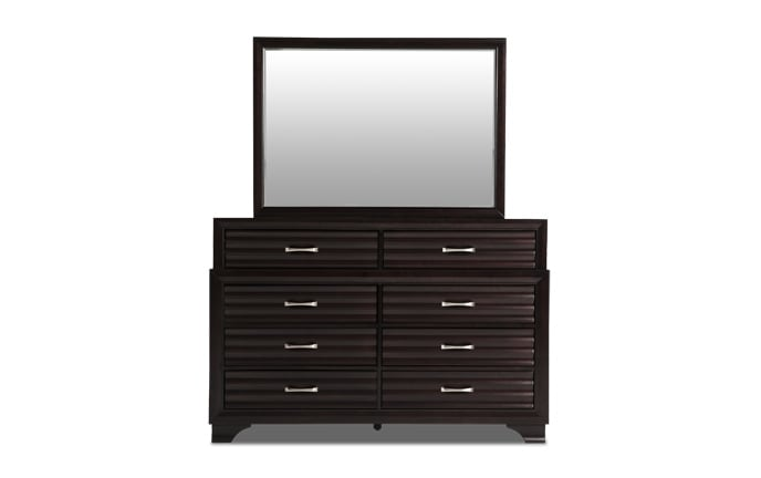 Midtown Dresser & Mirror