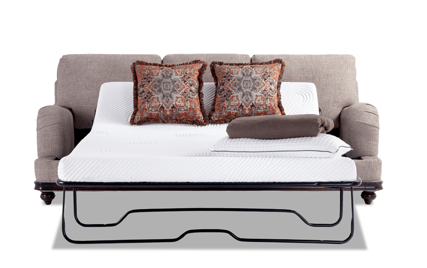 Cora Bob O Pedic Queen Sleeper Sofa Bobs Com