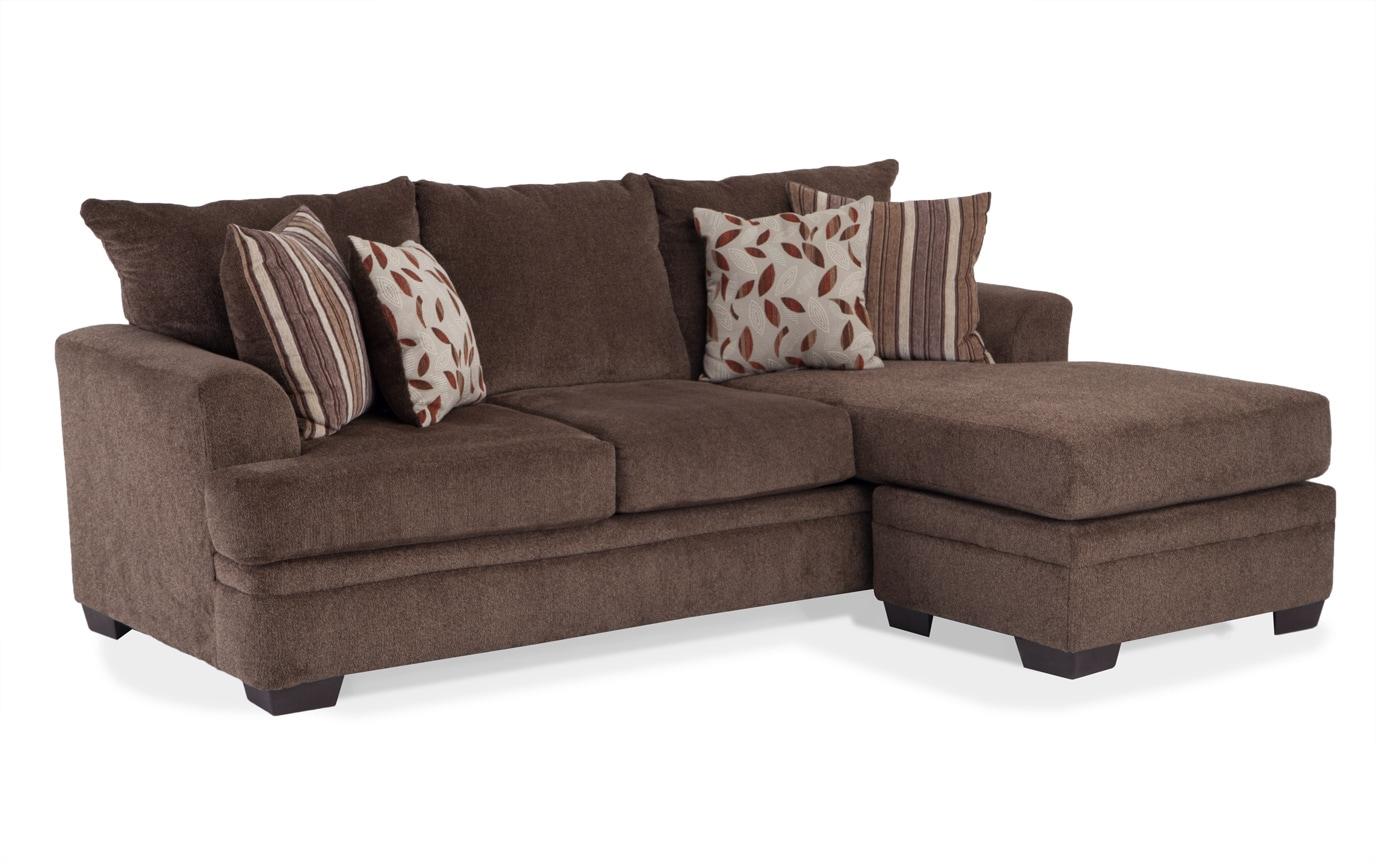Miranda Queen Sleeper Chaise Sofa