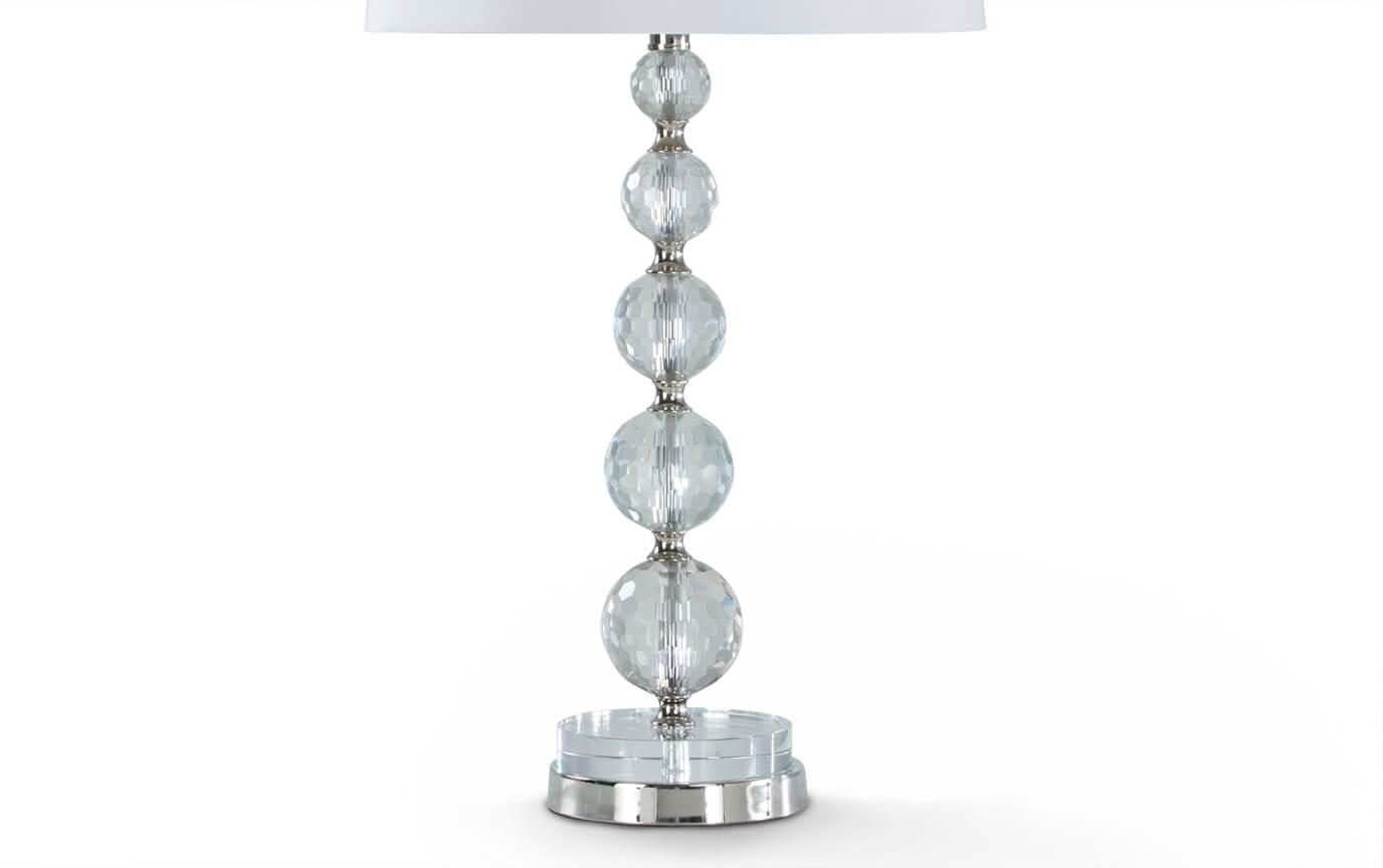 Set of 2 Posh Lamps