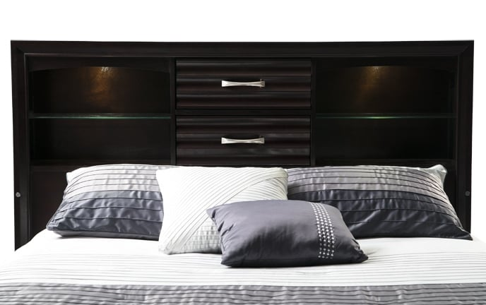 Midtown Storage Bedroom Set