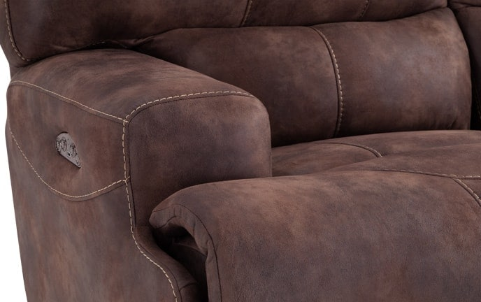 Gibson Power Reclining Sofa & Loveseat