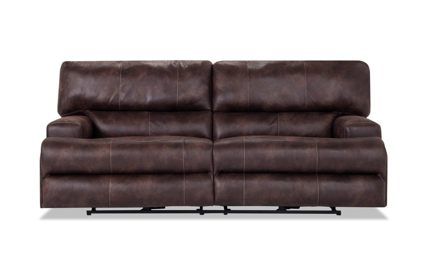 Gibson Power Reclining Sofa & Loveseat