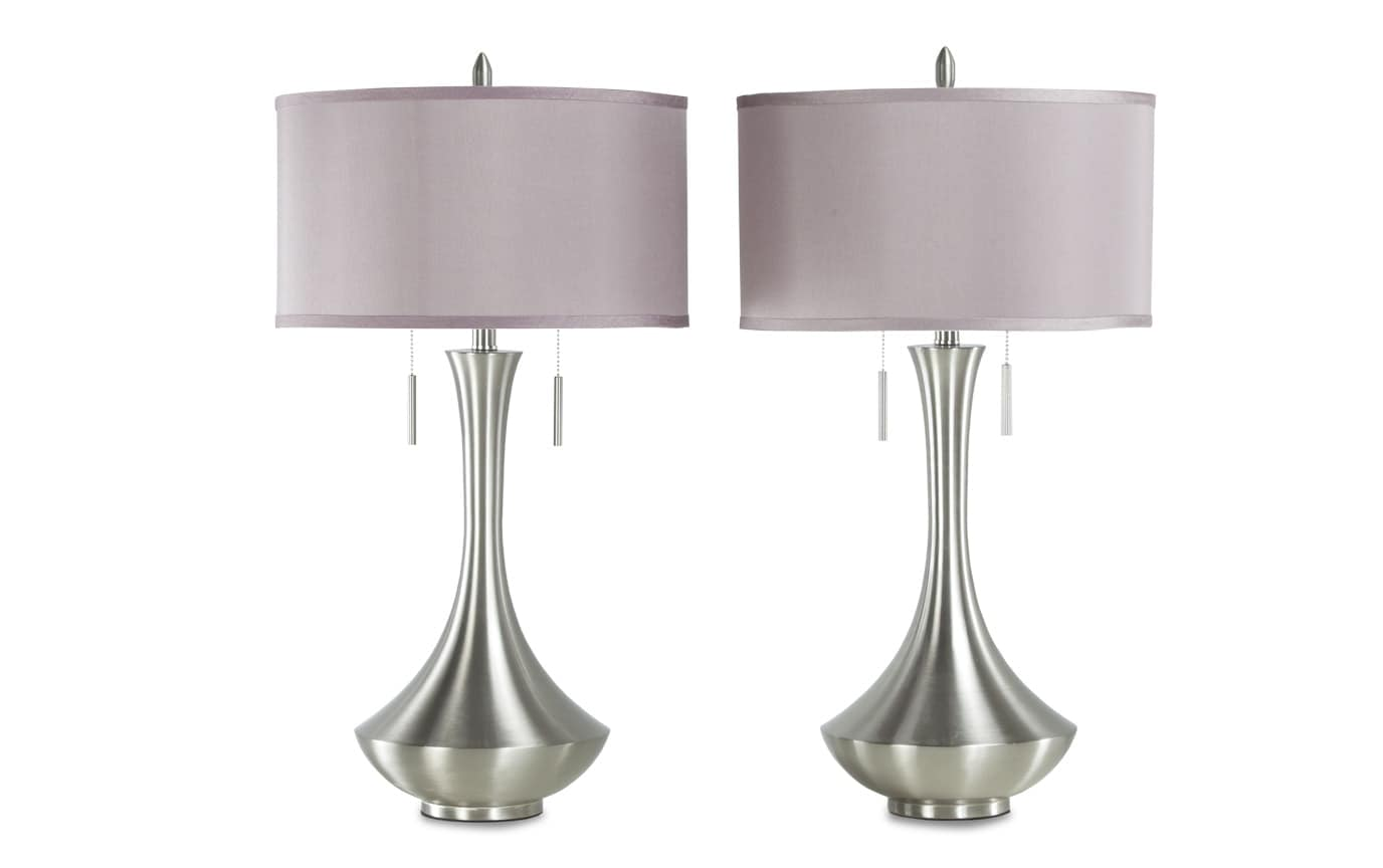 Set of 2 Oslo Lamps
