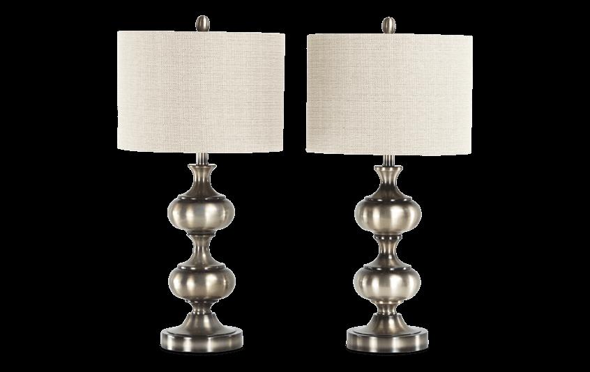 Set of 2 Prague Lamps