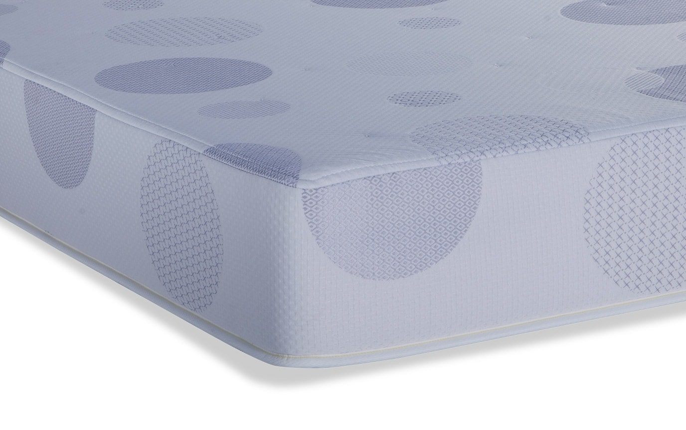 Mismatched Foam Bedding Full Size Mattress