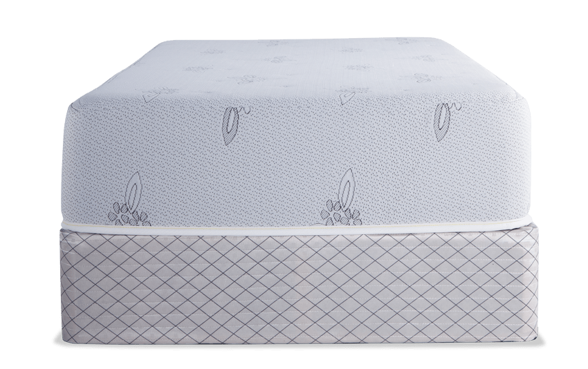 Mismatched Foam Bedding Twin XL Size Mattress Set