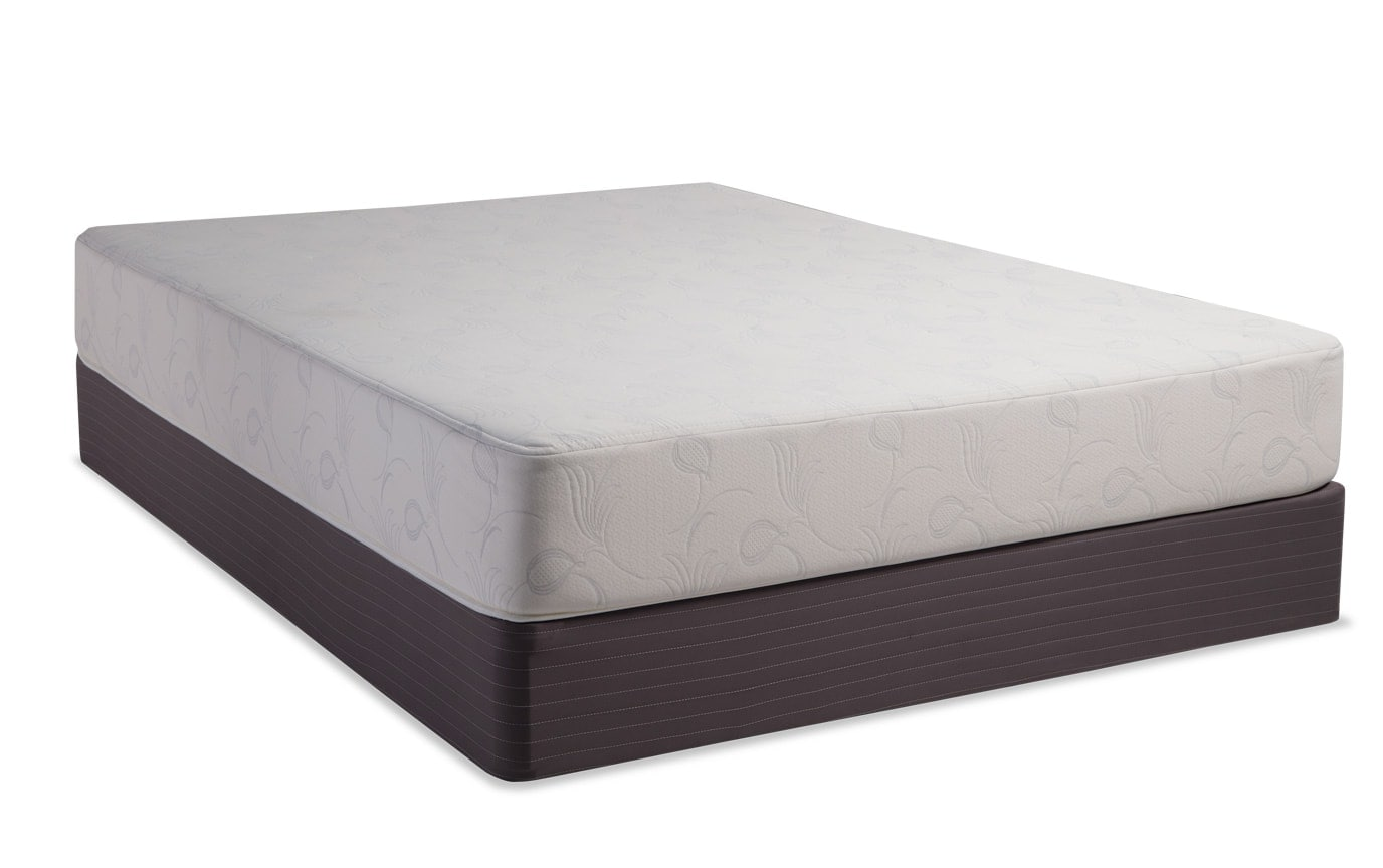 Mismatched Foam Bedding Queen Size Mattress Set