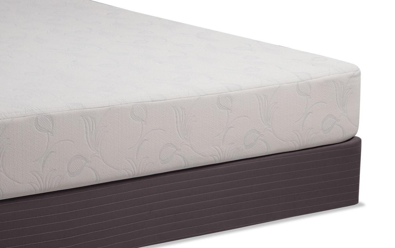 Mismatched Foam Bedding Queen Size Mattress Set Outlet