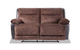 Banner Manual Reclining Loveseat