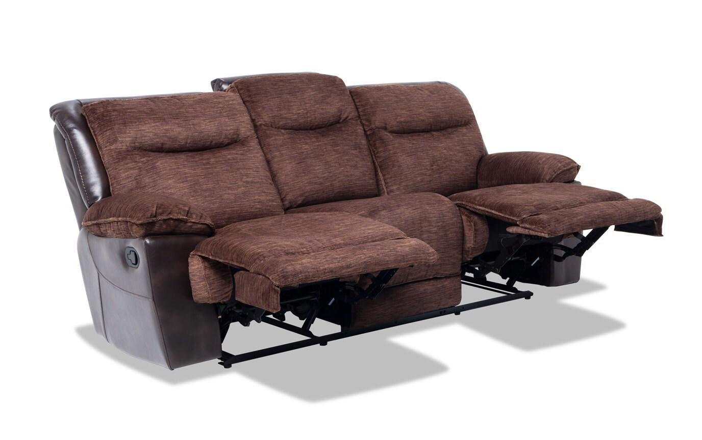 Banner Manual Reclining Sofa