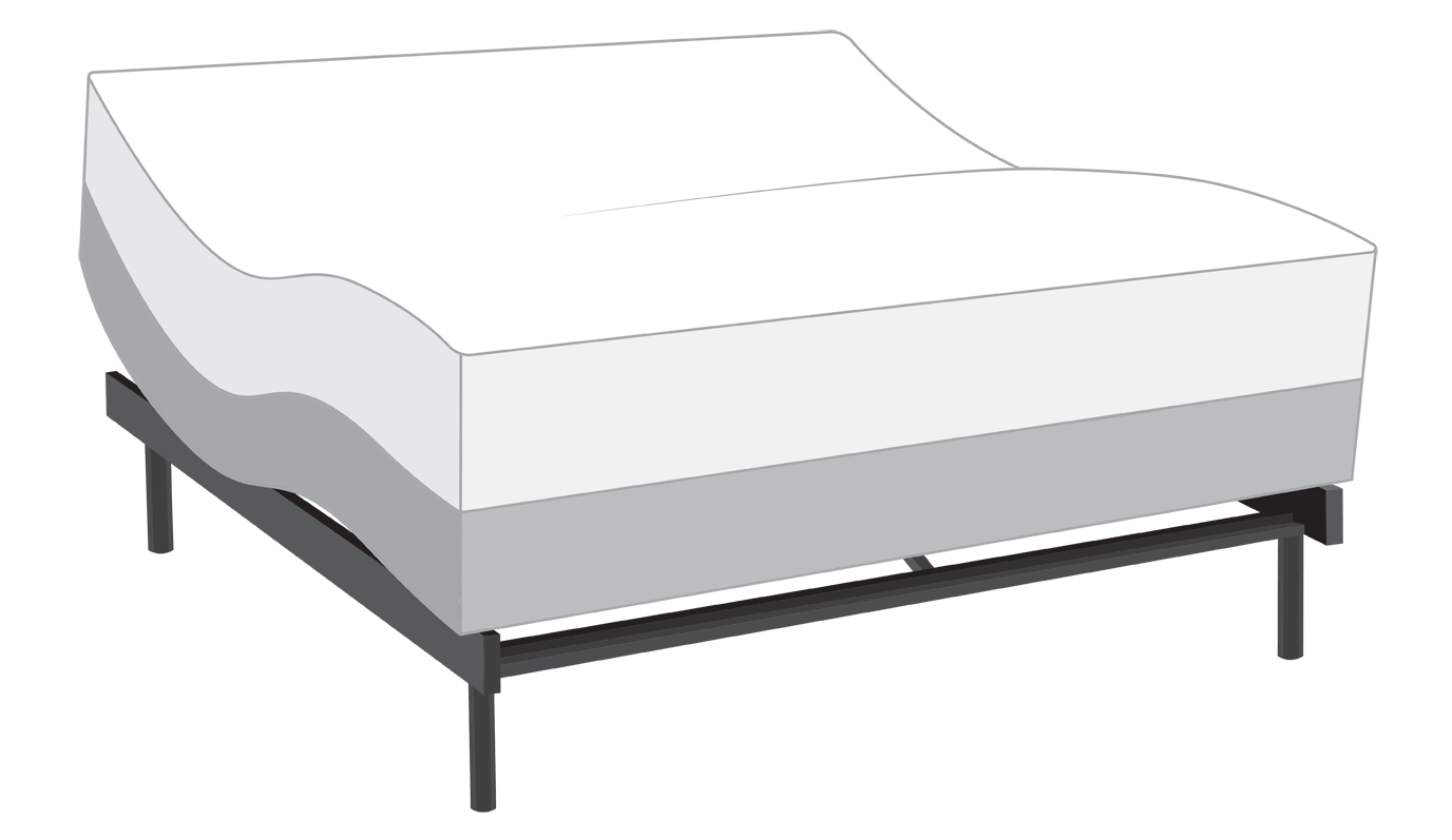 Power Bob with Bob-O-Pedic Refresh Mattress