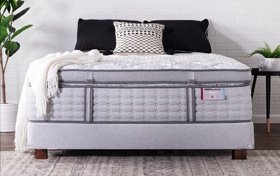 Solstice Queen Standard Mattress Set